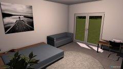 Raumgestaltung Zimmer Gießen in der Kategorie Schlafzimmer