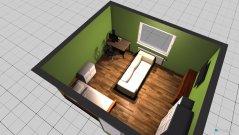 Raumgestaltung Zimmer grundriss in der Kategorie Schlafzimmer