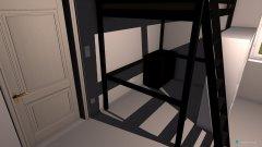 Raumgestaltung Zimmer Haus weiss eva in der Kategorie Schlafzimmer