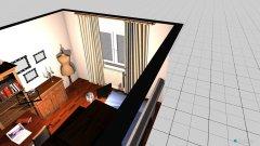 Raumgestaltung Zimmer Iburgerstraße in der Kategorie Schlafzimmer