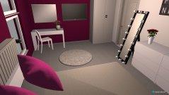 Raumgestaltung Zimmer in Abogine Fini in der Kategorie Schlafzimmer