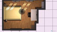 Raumgestaltung zimmer in wiesbaden in der Kategorie Schlafzimmer