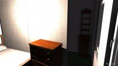 Raumgestaltung Zimmer Ina in der Kategorie Schlafzimmer