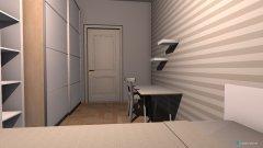 Raumgestaltung Zimmer Innsbruck in der Kategorie Schlafzimmer