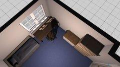 Raumgestaltung Zimmer Jakob in der Kategorie Schlafzimmer