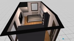 Raumgestaltung Zimmer  Jamon in der Kategorie Schlafzimmer