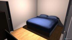 Raumgestaltung Zimmer Jasmin in der Kategorie Schlafzimmer