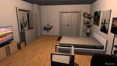 Raumgestaltung Zimmer K.-straße 9_1 in der Kategorie Schlafzimmer
