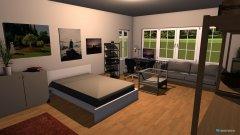 Raumgestaltung Zimmer K.-straße 9 in der Kategorie Schlafzimmer