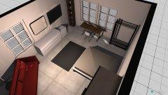 Raumgestaltung Zimmer Katharina in der Kategorie Schlafzimmer