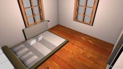 Raumgestaltung Zimmer klein in der Kategorie Schlafzimmer