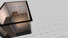 Raumgestaltung Zimmer Lea in der Kategorie Schlafzimmer