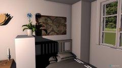 Raumgestaltung zimmer leni in der Kategorie Schlafzimmer