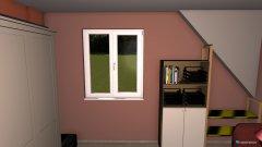 Raumgestaltung Zimmer Leroy Aktuell in der Kategorie Schlafzimmer