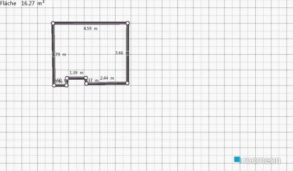 Raumgestaltung Zimmer marburg in der Kategorie Schlafzimmer