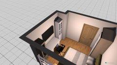Raumgestaltung Zimmer Markus in der Kategorie Schlafzimmer