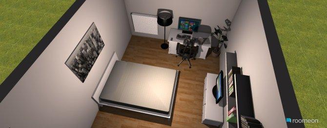 Raumgestaltung Zimmer Meins in der Kategorie Schlafzimmer