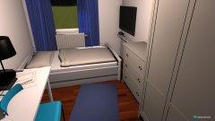 Raumgestaltung zimmer neue wohnung in der Kategorie Schlafzimmer