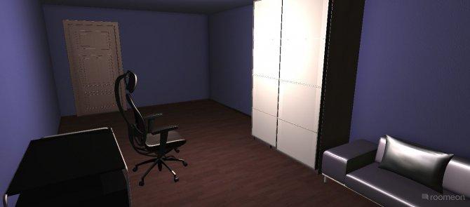 Raumgestaltung Zimmer Nic k in der Kategorie Schlafzimmer