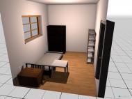 Raumgestaltung Zimmer oben New Home in der Kategorie Schlafzimmer