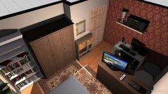 Raumgestaltung Zimmer Obergeschoss in der Kategorie Schlafzimmer
