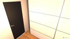 Raumgestaltung Zimmer OG 11 in der Kategorie Schlafzimmer
