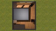 Raumgestaltung Zimmer OG 12 in der Kategorie Schlafzimmer