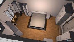 Raumgestaltung Zimmer Papa in der Kategorie Schlafzimmer