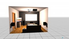 Raumgestaltung Zimmer Plan 1 in der Kategorie Schlafzimmer