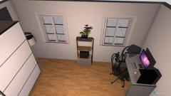 Raumgestaltung Zimmer Richtiges Maß in der Kategorie Schlafzimmer