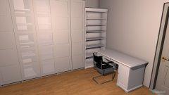 Raumgestaltung Zimmer Rishi in der Kategorie Schlafzimmer