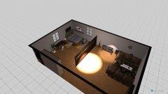Raumgestaltung zimmer rolli in der Kategorie Schlafzimmer