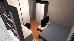 Raumgestaltung Zimmer schatz in der Kategorie Schlafzimmer