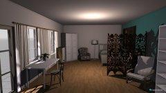 Raumgestaltung Zimmer Sternstraße in der Kategorie Schlafzimmer