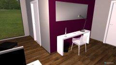 Raumgestaltung Zimmer Turm in der Kategorie Schlafzimmer