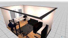 Raumgestaltung Zimmer Umbau in der Kategorie Schlafzimmer