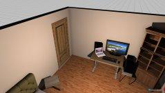 Raumgestaltung Zimmer (Umbau) in der Kategorie Schlafzimmer