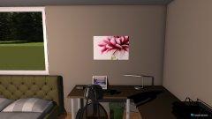 Raumgestaltung zimmer vanessa in der Kategorie Schlafzimmer