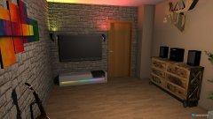 Raumgestaltung zimmer von mir 2014 vorblick in der Kategorie Schlafzimmer