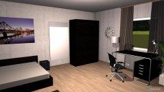 Raumgestaltung Zimmer Vorstellung in der Kategorie Schlafzimmer