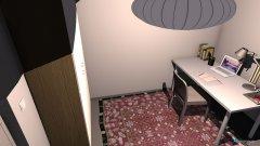 Raumgestaltung Zimmer WG real in der Kategorie Schlafzimmer