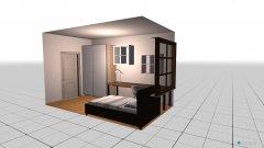 Raumgestaltung zimmer wien 2 in der Kategorie Schlafzimmer