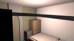 Raumgestaltung Zimmer1 Schlafraum in der Kategorie Schlafzimmer