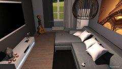 Raumgestaltung Zimmer1v1 in der Kategorie Schlafzimmer