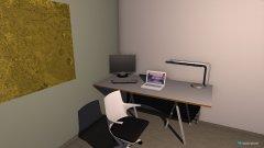 Raumgestaltung zimmer2.0 in der Kategorie Schlafzimmer