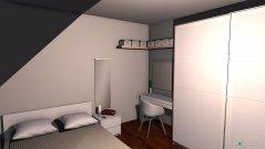 Raumgestaltung zimmer201 in der Kategorie Schlafzimmer