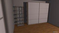Raumgestaltung zimmer4 in der Kategorie Schlafzimmer