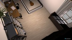 Raumgestaltung zimmer in der Kategorie Schlafzimmer