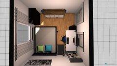 Raumgestaltung Zimmer_Chris in der Kategorie Schlafzimmer
