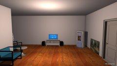 Raumgestaltung Zimmerchen in der Kategorie Schlafzimmer